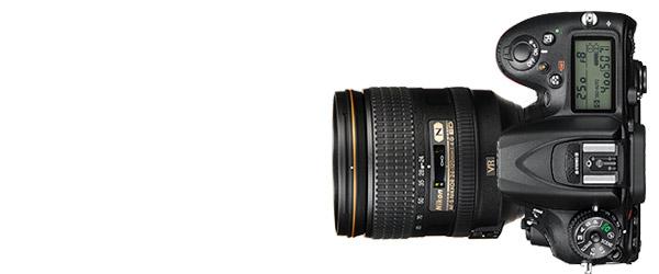 Nikon D7200 + 24-120mm f/4