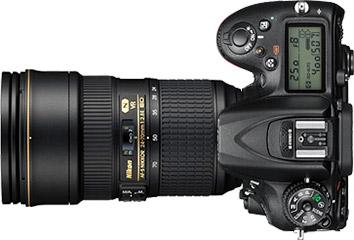 Nikon D7200 + 24-70mm f/2.8