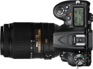 Nikon D7200 + 55-300mm f/4.5-5.6