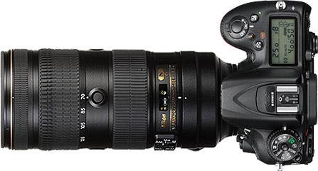 Nikon D7200 + 70-200mm f/2.8