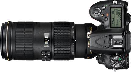 Nikon D7200 + 70-200mm f/4