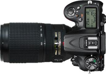 Nikon D7200 + 70-300mm f/4.5-5.6~6.3