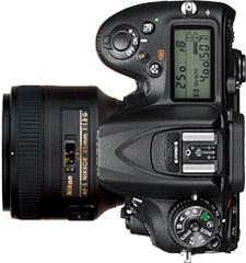Nikon D7200 + 85mm f/1.8