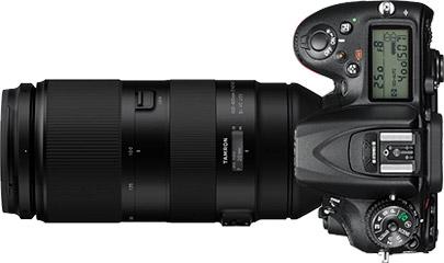 Nikon D7200 + 100-400mm