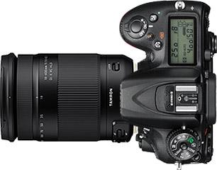 Nikon D7200 + Tamron/Sigma All-in-One Lens