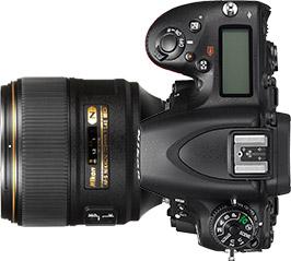 Nikon D750 + 105mm f/1.4