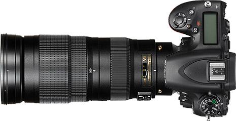 Nikon D750 + 200-500mm 5.6
