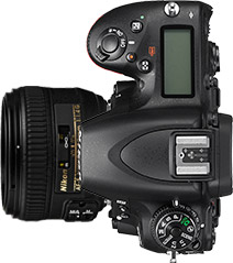 Nikon D750 + 50mm f/1.4