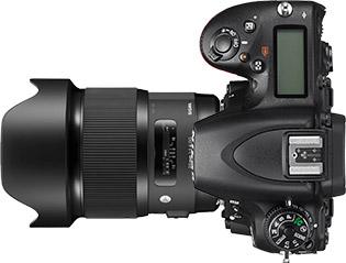 Nikon D750 + Sigma 20mm f/1.4