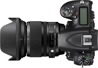Nikon D750 + Sigma 24-105mm f/4