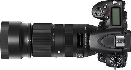 Nikon D750 + 100-400mm
