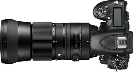Nikon D750 + 150-600mm f/5-6.3