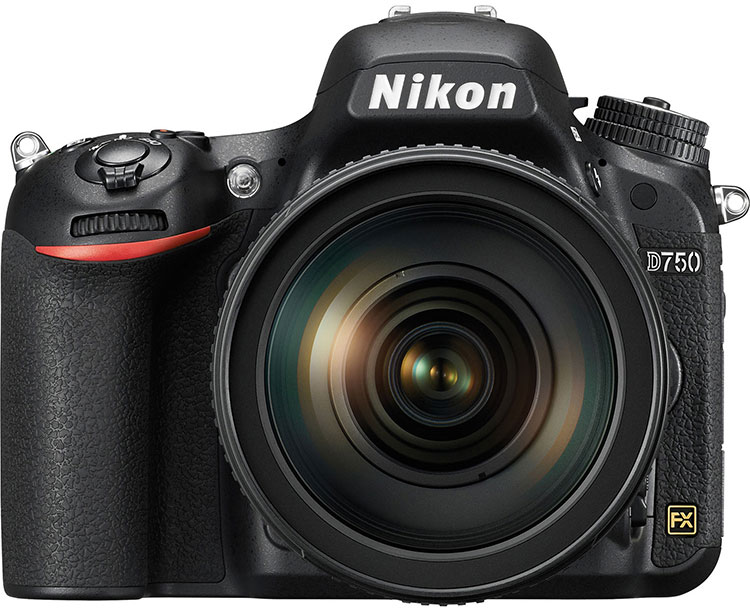 Nikon D750 Cheat Cards