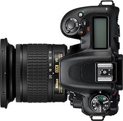 Nikon D7500 + 10-20mm f/4.5-5.6