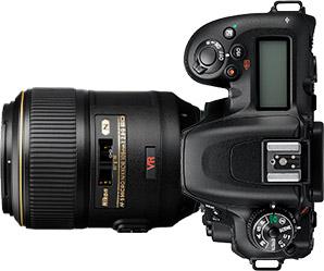 Nikon D7500 + 105mm f/2.8