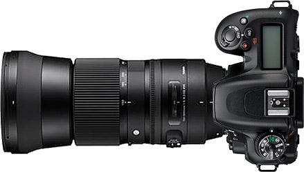 Nikon D7500 + 150-600mm f/5-6.3