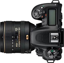 Nikon D7500 + 16-80mm f/2.8-4