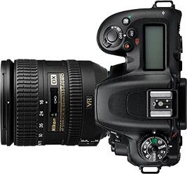 Nikon D7500 + 16-85mm f/3.5-5.6
