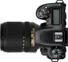 Nikon D7500 + 18-140mm f/3.5-5.6