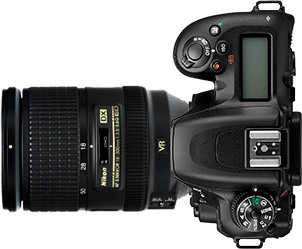 Nikon D7500 + 18-300mm f/3.5-5.6~6.3