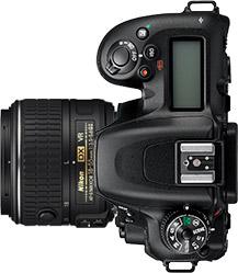 Nikon D7500 + 18-55mm f/4-5.6
