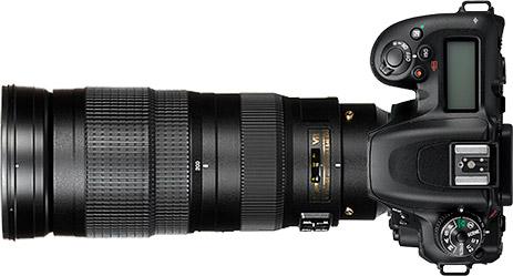 Nikon D7500 + 200-500mm 5.6