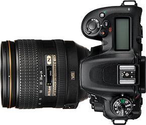 Nikon D7500 + 24-120mm f/4