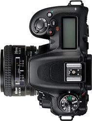 Nikon D7500 + 24mm f/2.8 STM