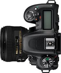 Nikon D7500 + 50mm f/1.4