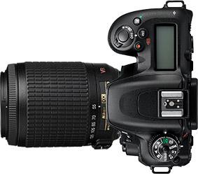 Nikon D7500 + 55-200mm f/4-5.6