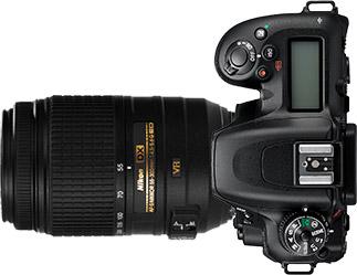 Nikon D7500 + 55-300mm f/4.5-5.6