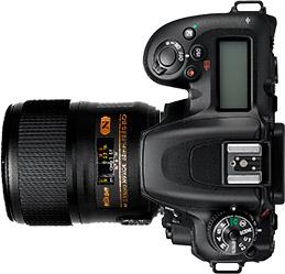 Nikon D7500 + 60mm f/2.8