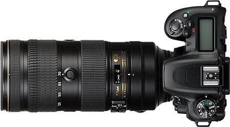 Nikon D7500 + 70-200mm f/2.8