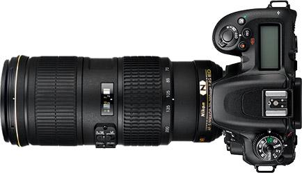 Nikon D7500 + 70-200mm f/4
