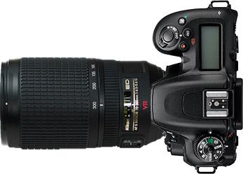 Nikon D7500 + 70-300mm f/4.5-5.6~6.3