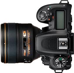 Nikon D7500 + 85mm f/1.4