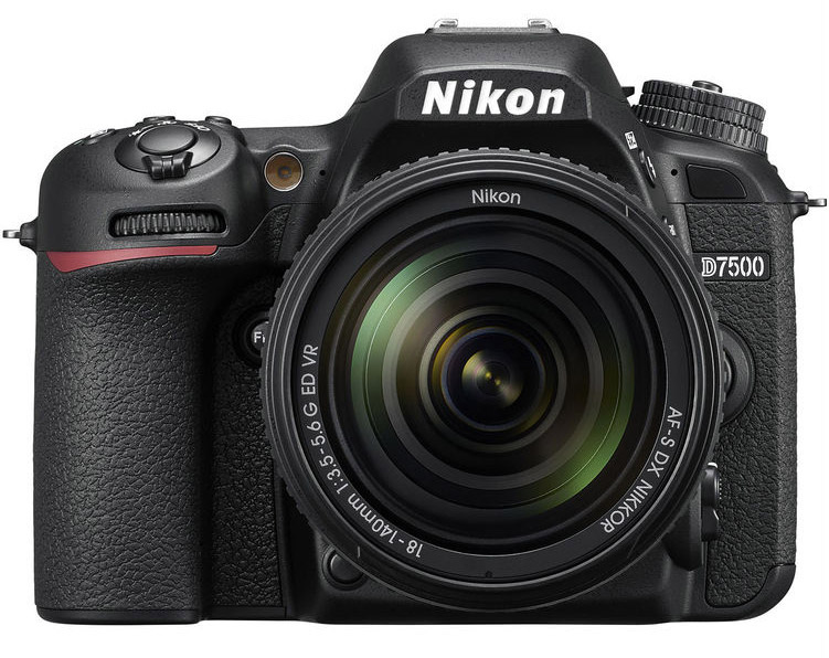 Nikon D7500 Cheat Cards