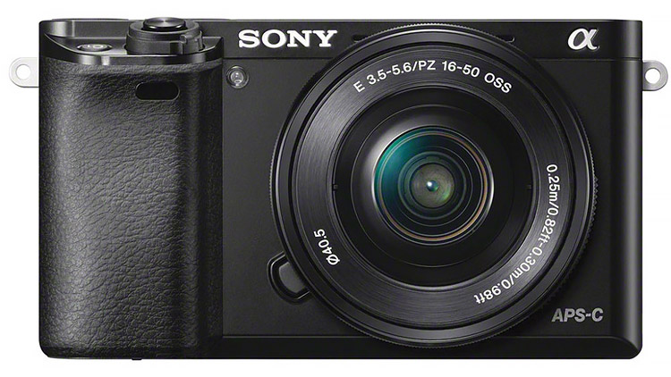 Sony a6000 Cheat Cards
