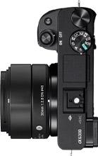Sony a6300 + Sigma 30mm f/2.8