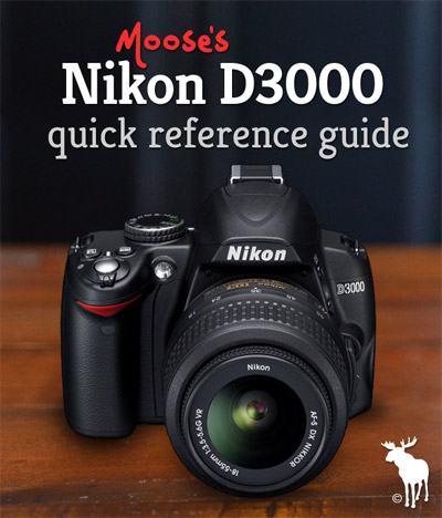 Nikon D3000 Tips & Resources