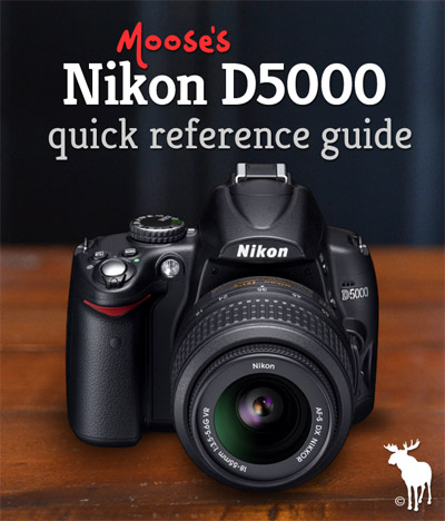 Nikon D5000 Tips & Resources