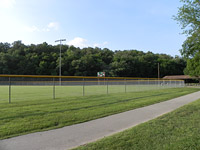 Nikon P100 Baseball Field (wide)