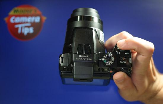 Nikon P100 Grip