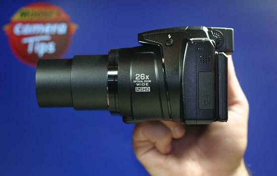 Nikon P100 Zoom