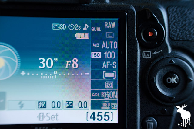 Moose's Landscape Photography Tips & Settings for the Nikon D3100