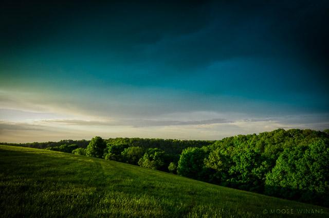 Nikon D5100 Landscape Settings, Tips & Tricks