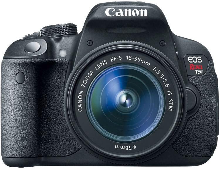 Canon T5i Cheat Cards