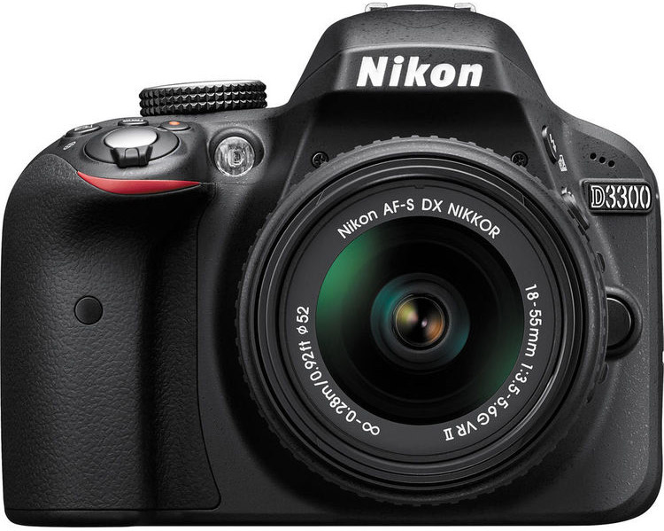Nikon D3300 Cheat Cards