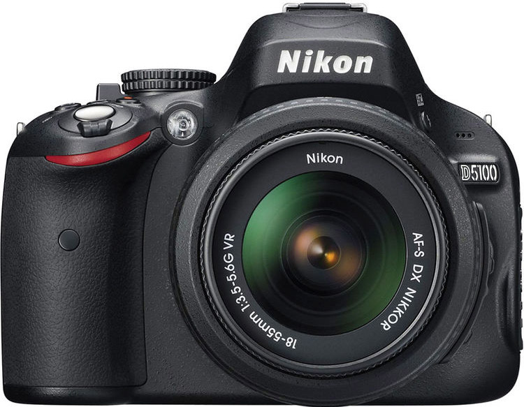 Nikon D5100 Cheat Cards