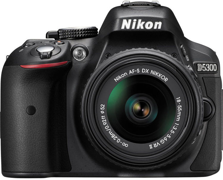 Nikon D5300 Cheat Cards